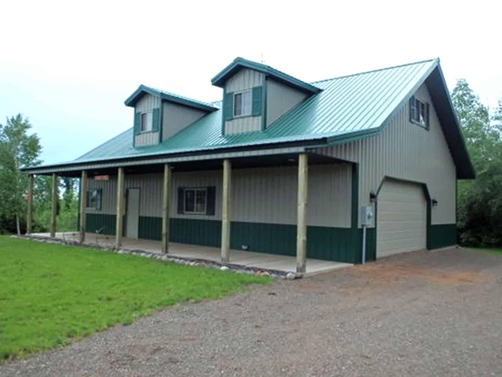 Pole-Barn-Residence